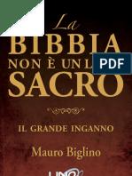 Traduccion La Biblia No Es Un Libro Sagrado