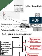 REGISTRO DE POZOS-  Registros de Pozo
