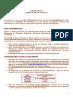 Convocatoria Examenes Auxiliar Farmacia 2013