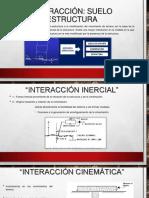 Interaccion Suelo Estructural