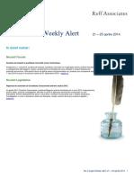 Ro Tax Legal Weekly Alert 21 25 Aprilie 2014