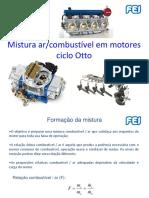 Mistura Ar Combustivel Otto Carburadores
