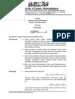 Fatwa No. 4 Tahun 2016 Tentang Imunisasi.pdf