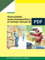 Autocuidado Musculoesquéltico Carga Manual