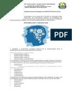 Actividad Filosofia y Etica 10 y 11