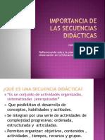 Power de Secuencia Didactica III