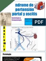 Sx de Hipertension Portal