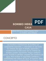 BOMBEO HIDRAULICA EN CASA.pptx