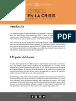 Tema 34 Paz en Las Crisis