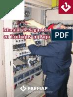 Manual Seg YSalud Trabajos Baja Tensi n