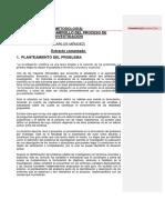 Carlos Méndez - Extracto Comentado Del Libro de Metodología