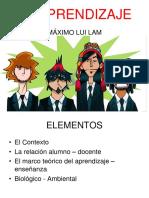 Tmeu 002 El Aprendizaje p1