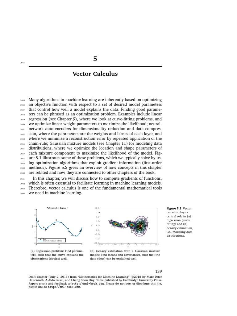 Chapter 05   Gradient   Derivative