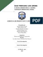 Estructura de Monografía UPLA