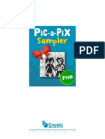 100002 Pic a Pix Sampler