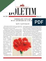 APJD - Lula Tem o Direito e o Dever de Resistir