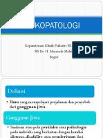 Dr. Rininta Psikopatologi