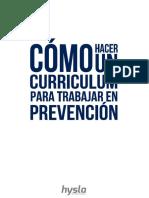 Cómo Hacer un CV para Trabajar en Prevención.pdf