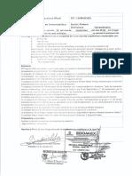 Acta de trabajo de la Academia de Comunicación y Lenguaje Ves 11092018