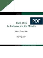 1536 03 Modulor Slides