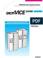 Samsung Rs2555sl Service Manual