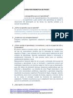 11 Teoria Psicogenetica de Piaget