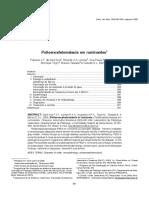 Polioencefalomalácia Em Ruminantes, 2009