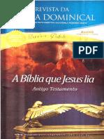 A Biblia que Jesus