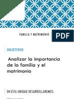 Familia y Matrimonio2