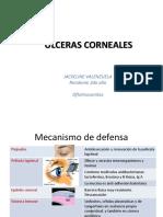 ULCERAS CORNEALES bacterianas