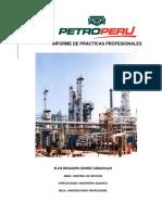 Informe practicas refinería