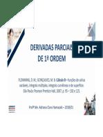 4. DERIVADAS PARCIAIS