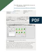 Tarjeta de Interfaz USB Labview - PIC