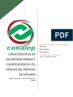 CARACTERISTICAS DE LAS MATERIAS PRIMAS DEL PROCESO DE SOPLADO.docx