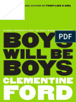 Boys Will Be Boys Chapter Sampler