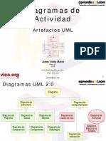 UML diagrama de actividad