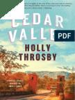 Cedar Valley Chapter Sampler
