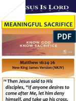 AUGUST-192018-MEANINGFUL-SACRIFICE.ppt