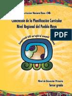 3º Grado Pueblo Maya 2017
