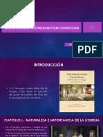 Constitución sacrosanctum concilium.pptx