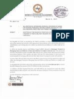 Barangay Protocol
