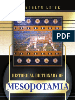 Historical Dictionary of Mesopotamia.pdf