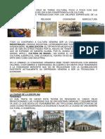 Santa Cruz y La Ciudad Hojaldre