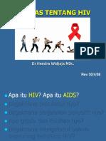 HIV dasar lengkap