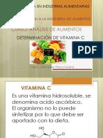 I.10.Vitamina C
