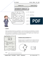 4to. FIS - Guía Nº 1 - Movimiento Circular I