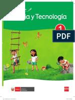 Cuaderno de fichas Ciencia y Tecnología. Primer grado.pdf