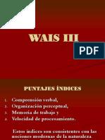 02- WAIS puntajes índice.pps