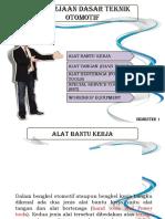 PDO (Alat Ukur)