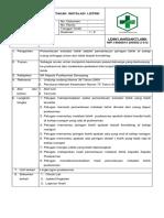 8.5.1.d SPO Pemantauan Instalasi Listrik